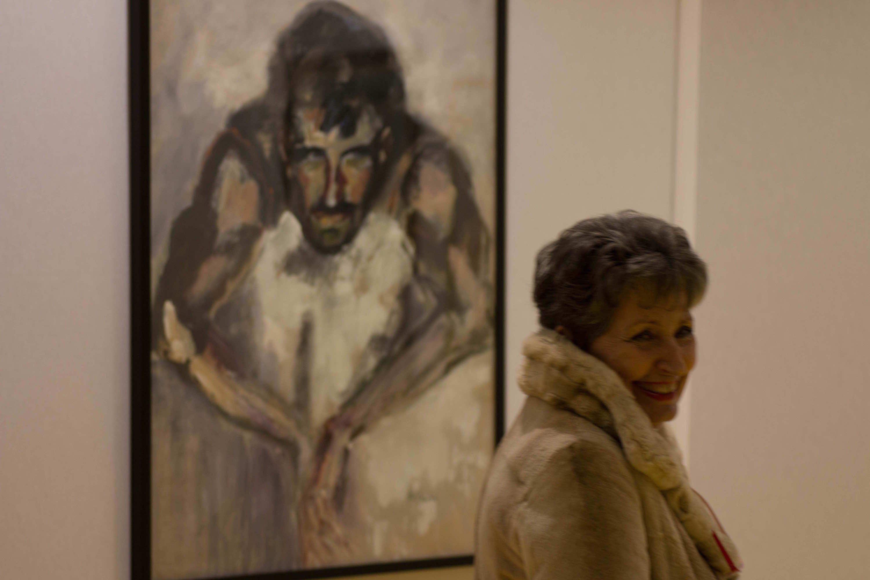Adrien et l'artiste