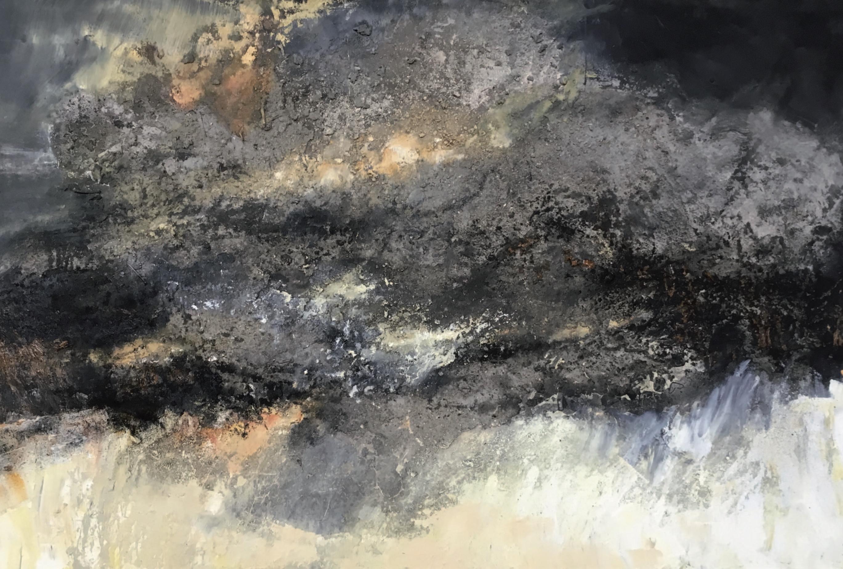 Tableau Abstrait de H100 cm * L150 cm