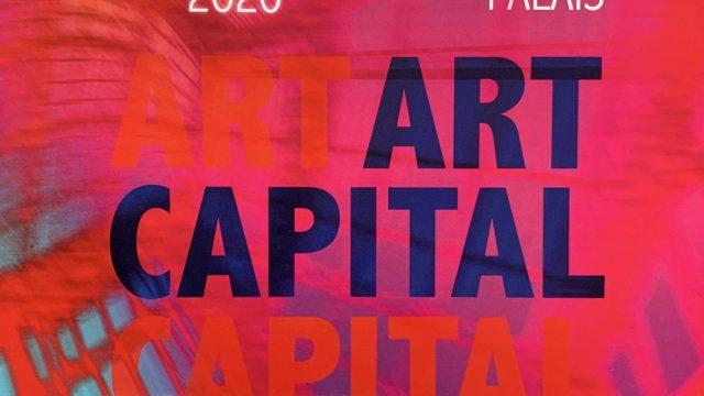 Carton Invitation Art en Capital 2020